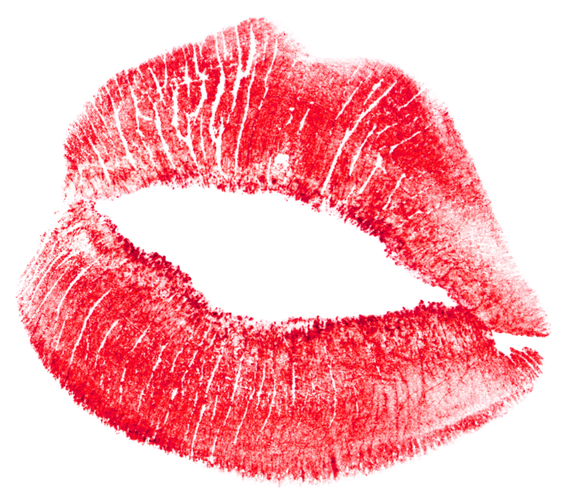 Free lips images and. Lip clipart orange