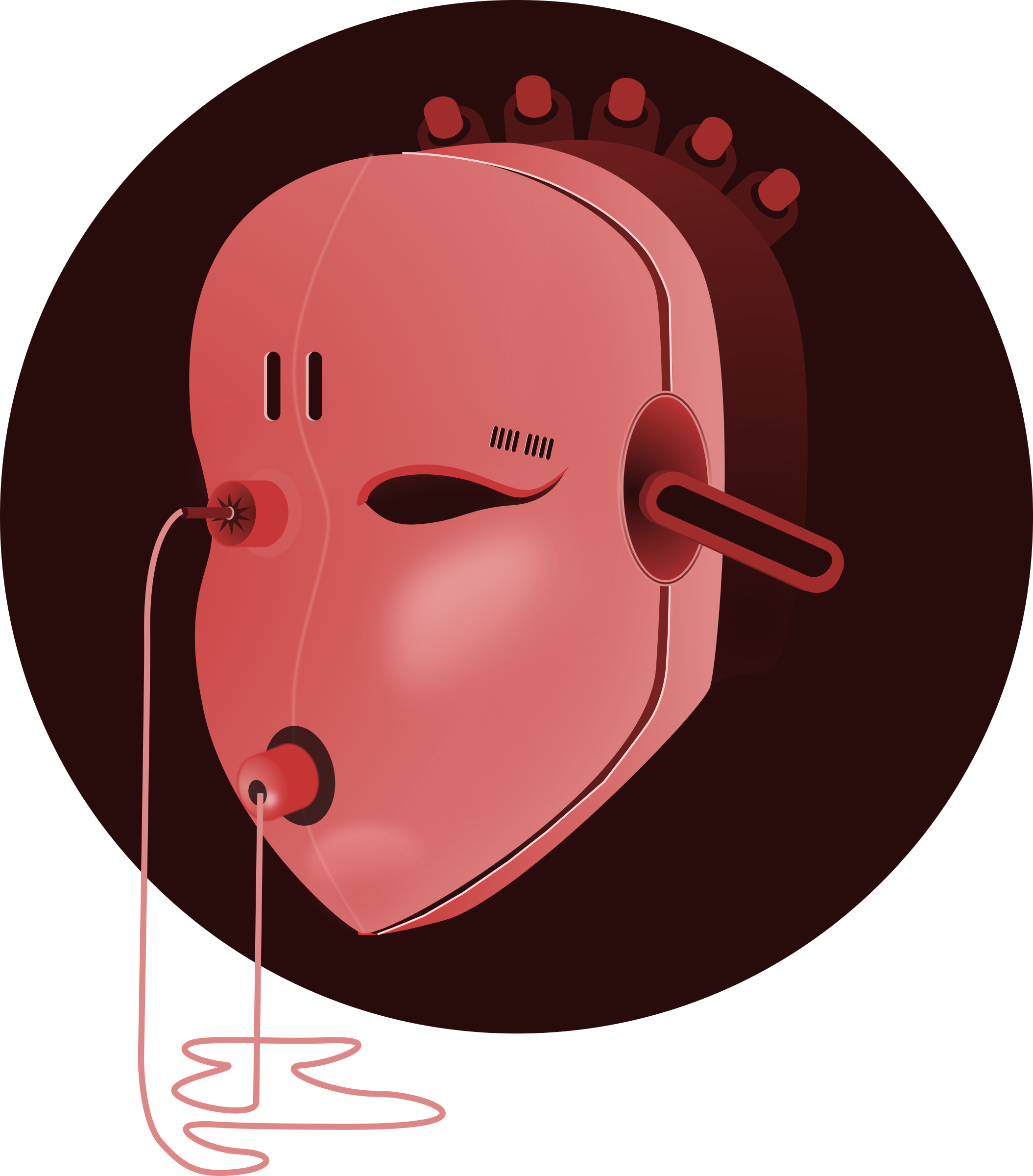mouth clipart robot