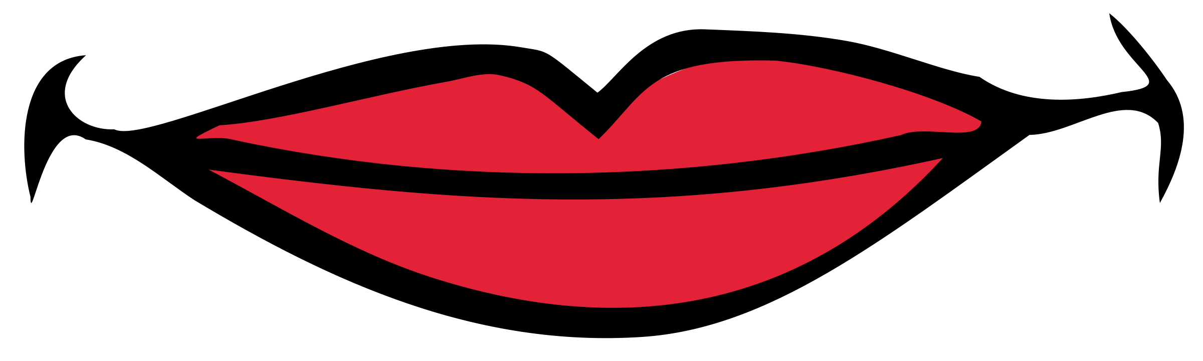 Quiet lips clip art. Lip clipart silent