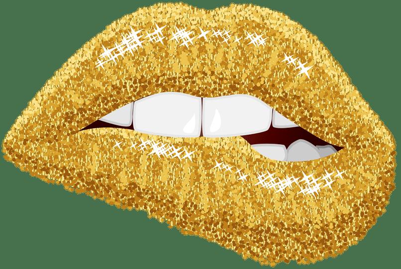 Dripping lips lipstutorial org. Lip clipart sparkly lip