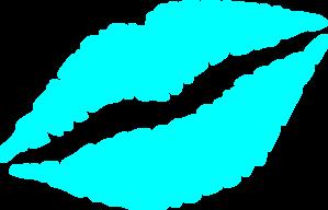 Glitter lips free download. Lip clipart teal