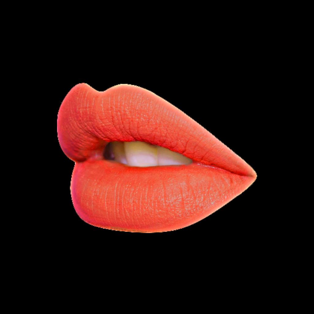 Lip clipart tumblr lip. Ftestickers sticker by l