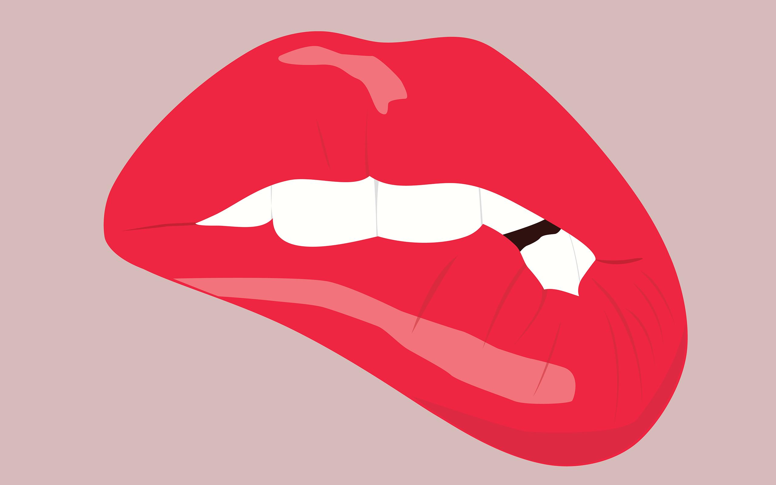 Vector x art lip. Lips clipart wallpaper