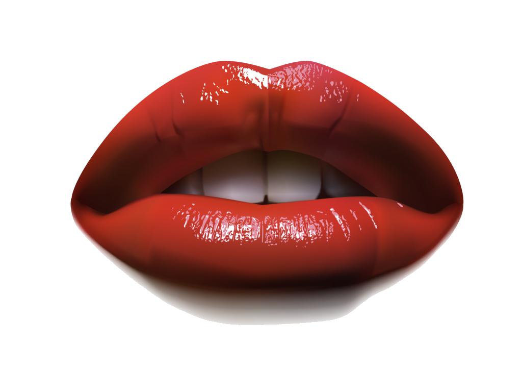 Lips border