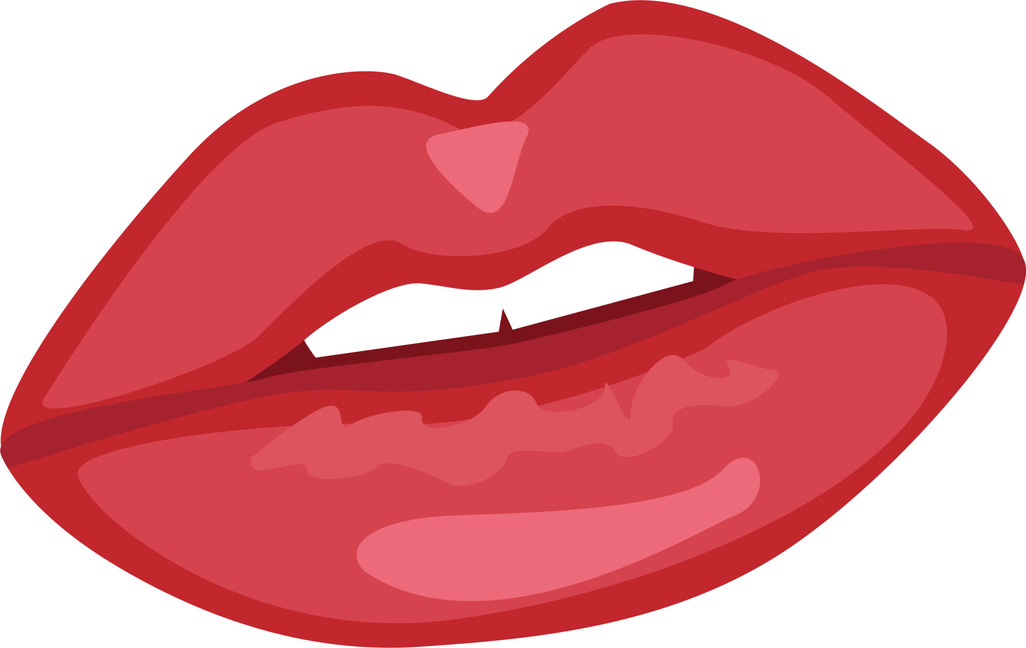Lipstick clipart icon. Lip red android application