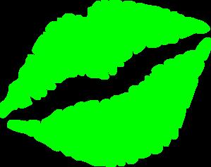 Free cliparts download clip. Lips clipart green lip