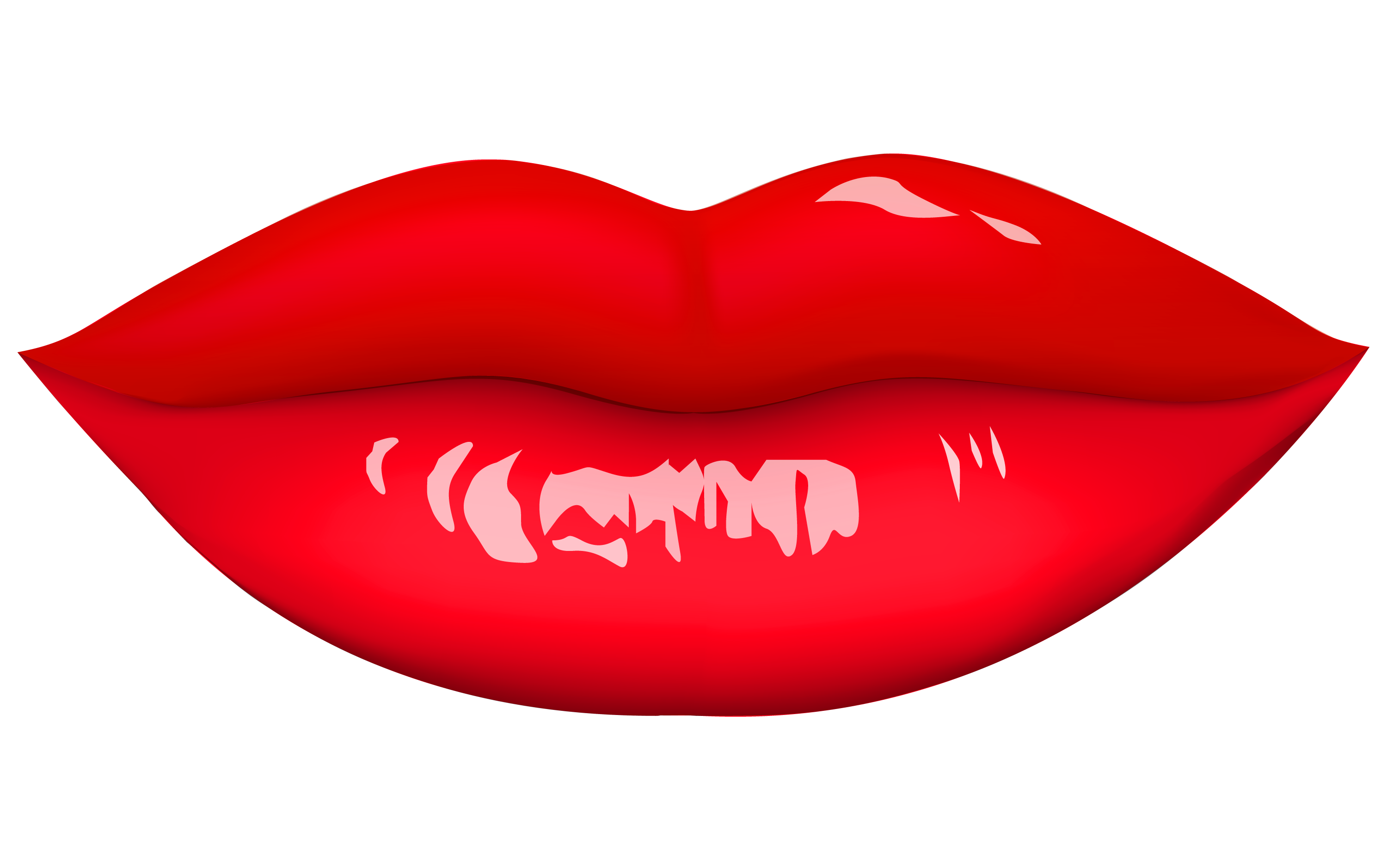 Lips png transparent image. Lipstick clipart object