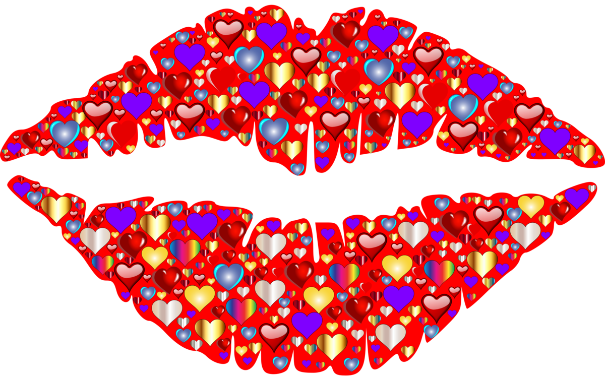 Png royalty free svg. Lips clipart valentines
