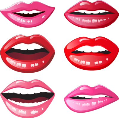 Lips vector png. T shirt prints for