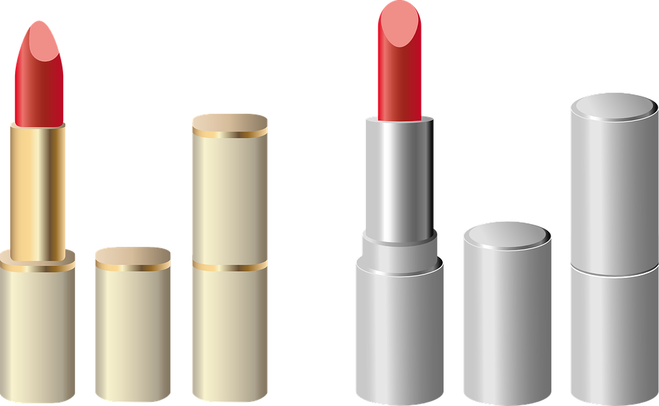 Makeup lipstick tube