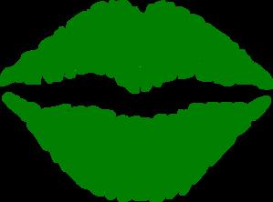 Lipstick clipart green lip. Lips clip art at