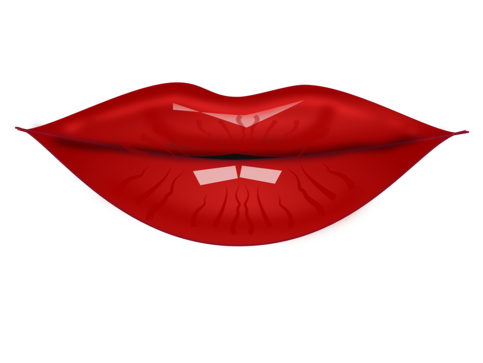 Public domain clip art. Lipstick clipart lip drawing