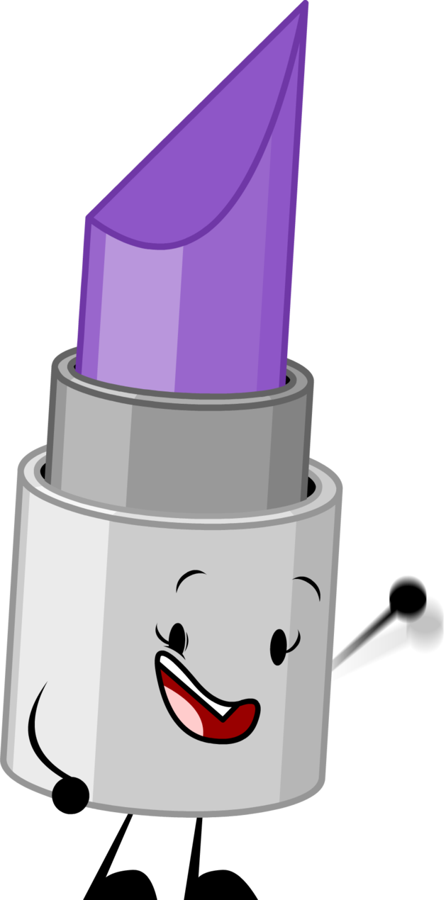 Lipstick clipart object. Fixed by meleeobjects on