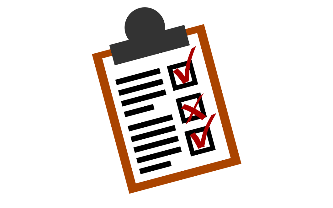 Can a make difference. List clipart checklist