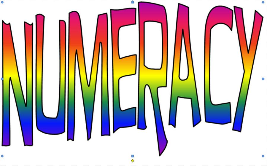 Numeracy mathematics clip art. Literacy clipart