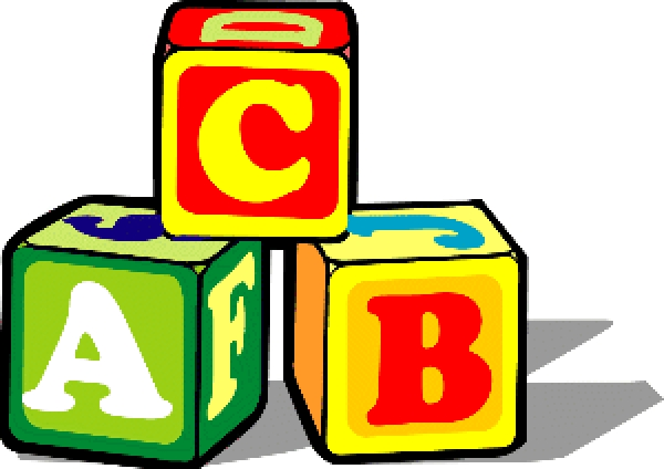 Literacy clipart. Supporting emergent rainbow child