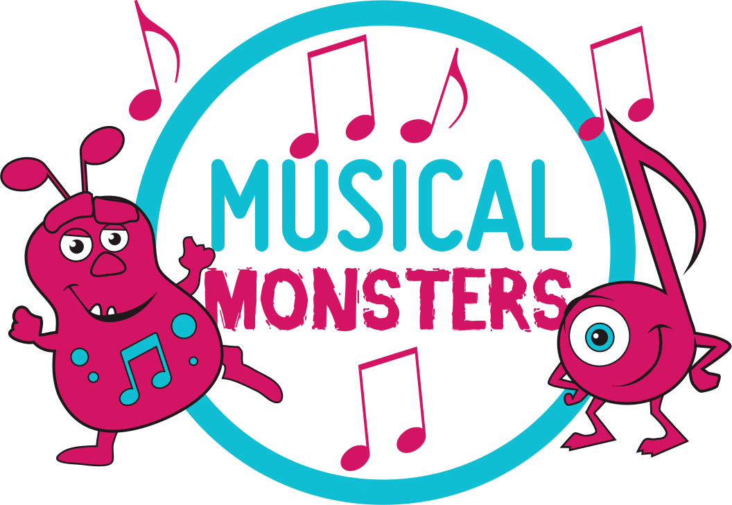 Musical clipart music education. Monsters early years dance
