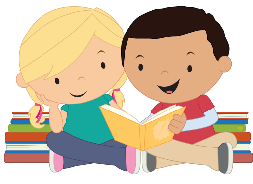 In the stacks other. Storytime clipart teacher plan