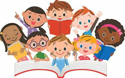 Storytime clipart readin. Upton town library preschool