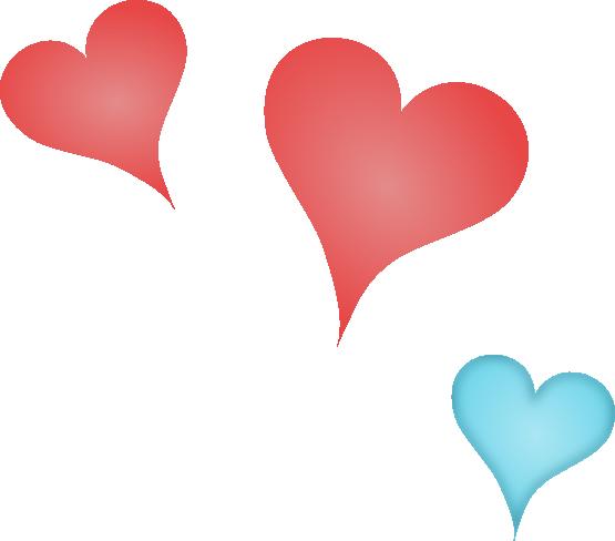 Little hearts png. Clipartist net clip art