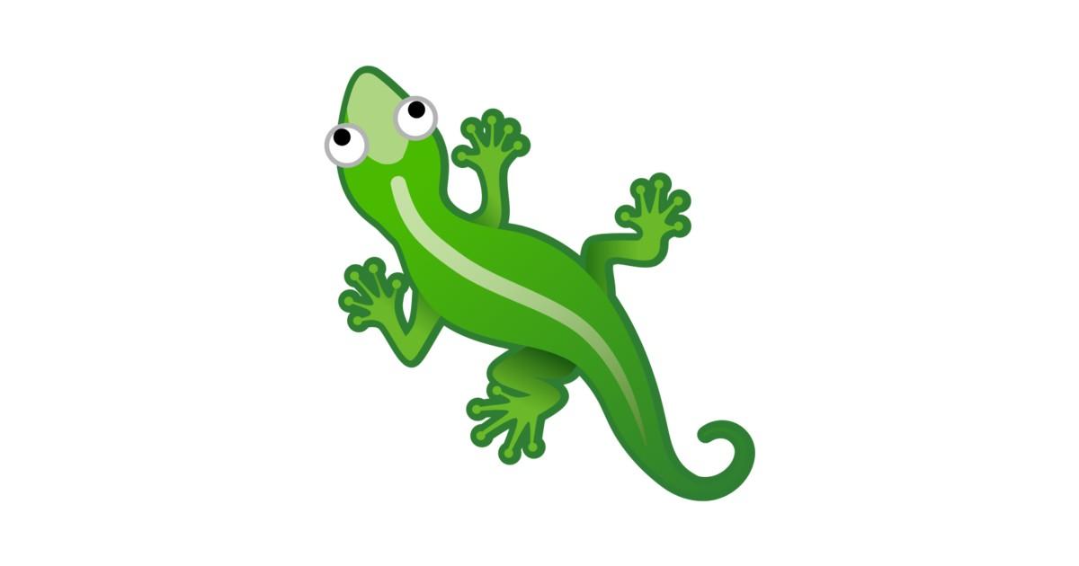 Lizard clipart chipkali.