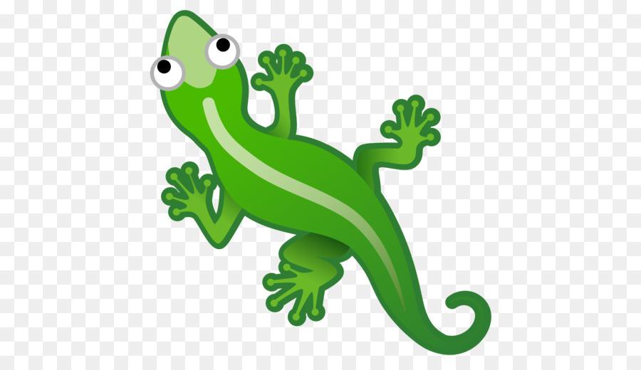 Lizard clipart emoji. Frog transparent