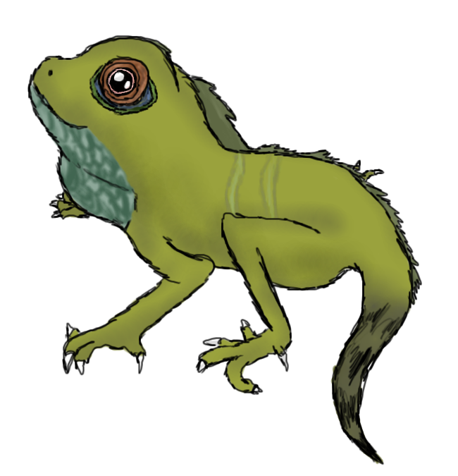 Lizard clipart water dragon. Green clipground chinese clip