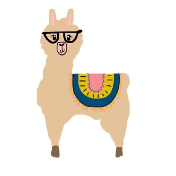 By onehappyclassroom teachers pay. Llama clipart