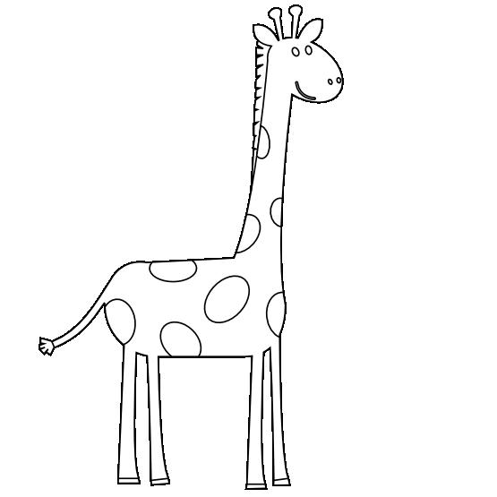Clipartist net animal giraffe. Llama clipart colorful