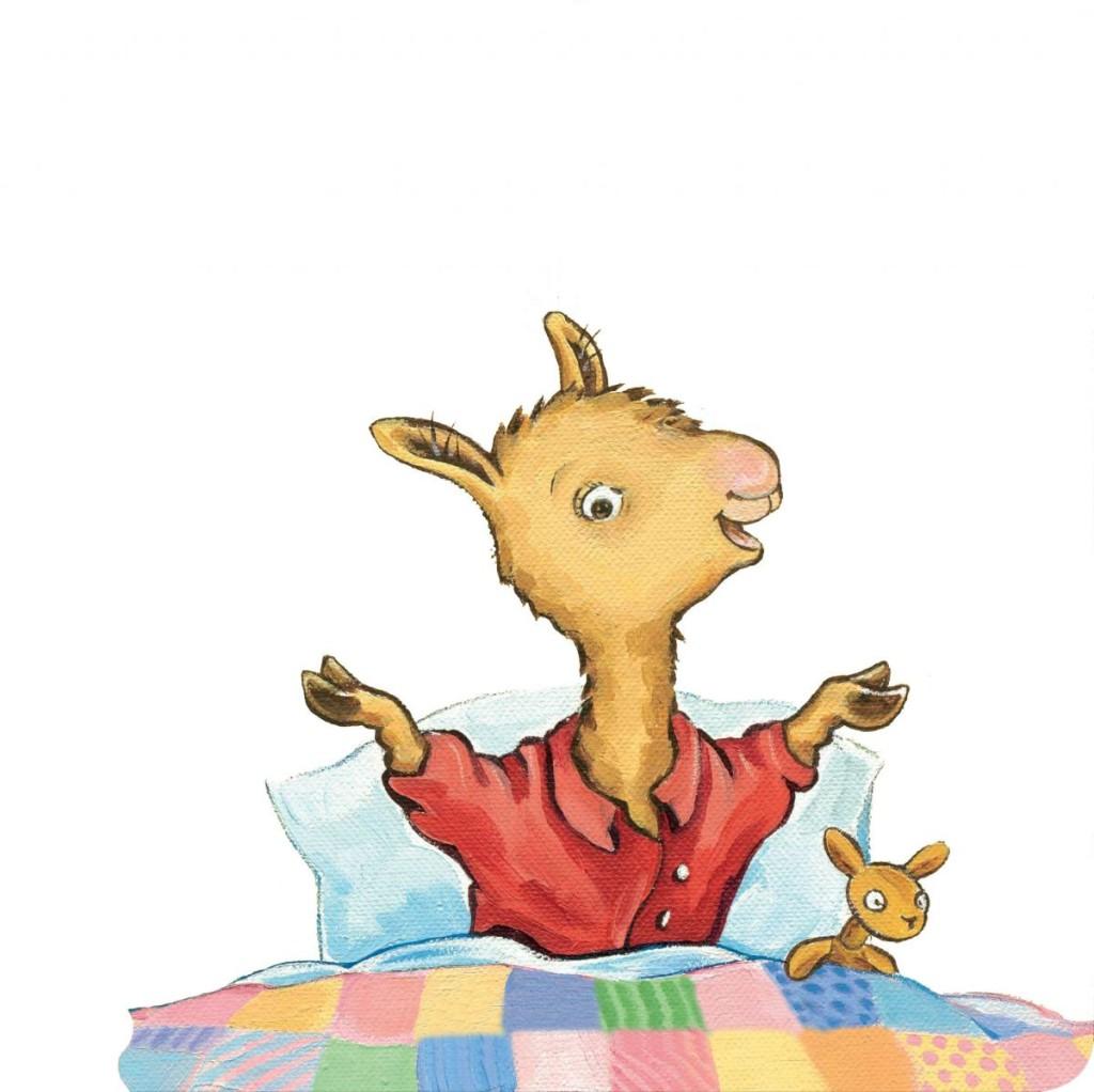 Llama pajama head clip. Pajamas clipart red pajamas