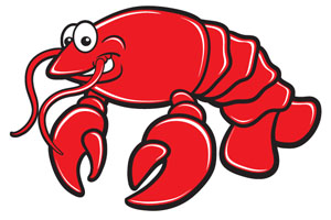 lobster clipart