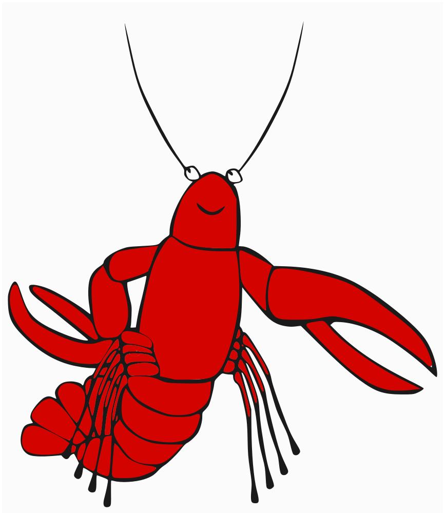 Clip art cbys gclipart. Lobster clipart animated
