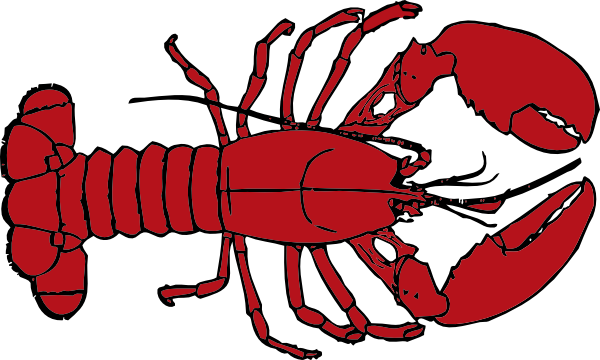 Lobster clipart clip art. Pin on i have