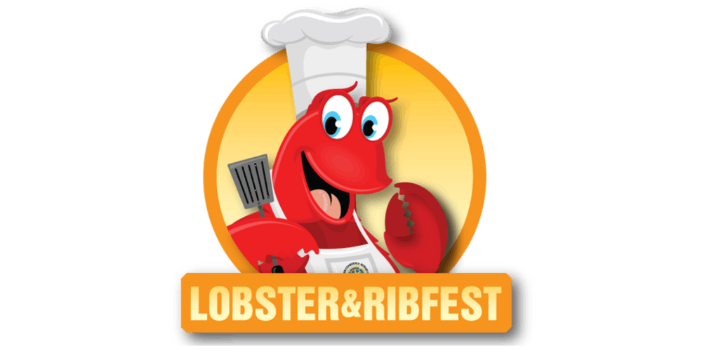 Rotary ribfest tickets fri. Lobster clipart dancing shrimp