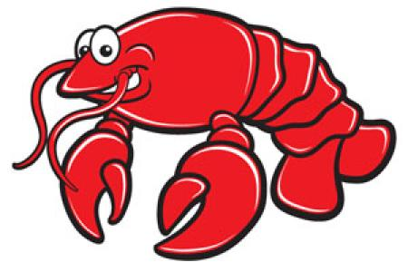 Free download on webstockreview. Lobster clipart dancing shrimp