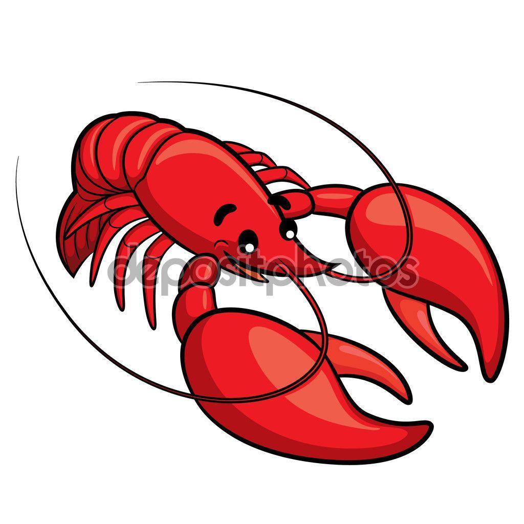 . Lobster clipart langosta