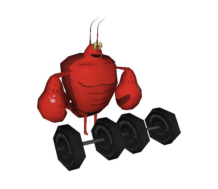 Pc computer spongebob squarepants. Lobster clipart larry the