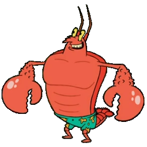 Lobster clipart larry the. Nickelodeon movies wiki fandom