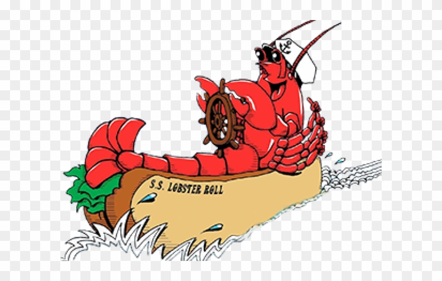 Lobster clipart lobster roll. Clip art png download