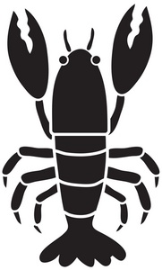 Lobster clipart simple. Clip art images panda