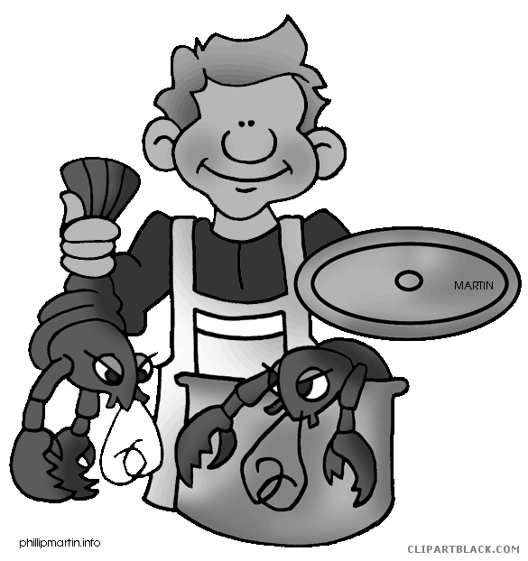 Page of clipartblack com. Lobster clipart vintage