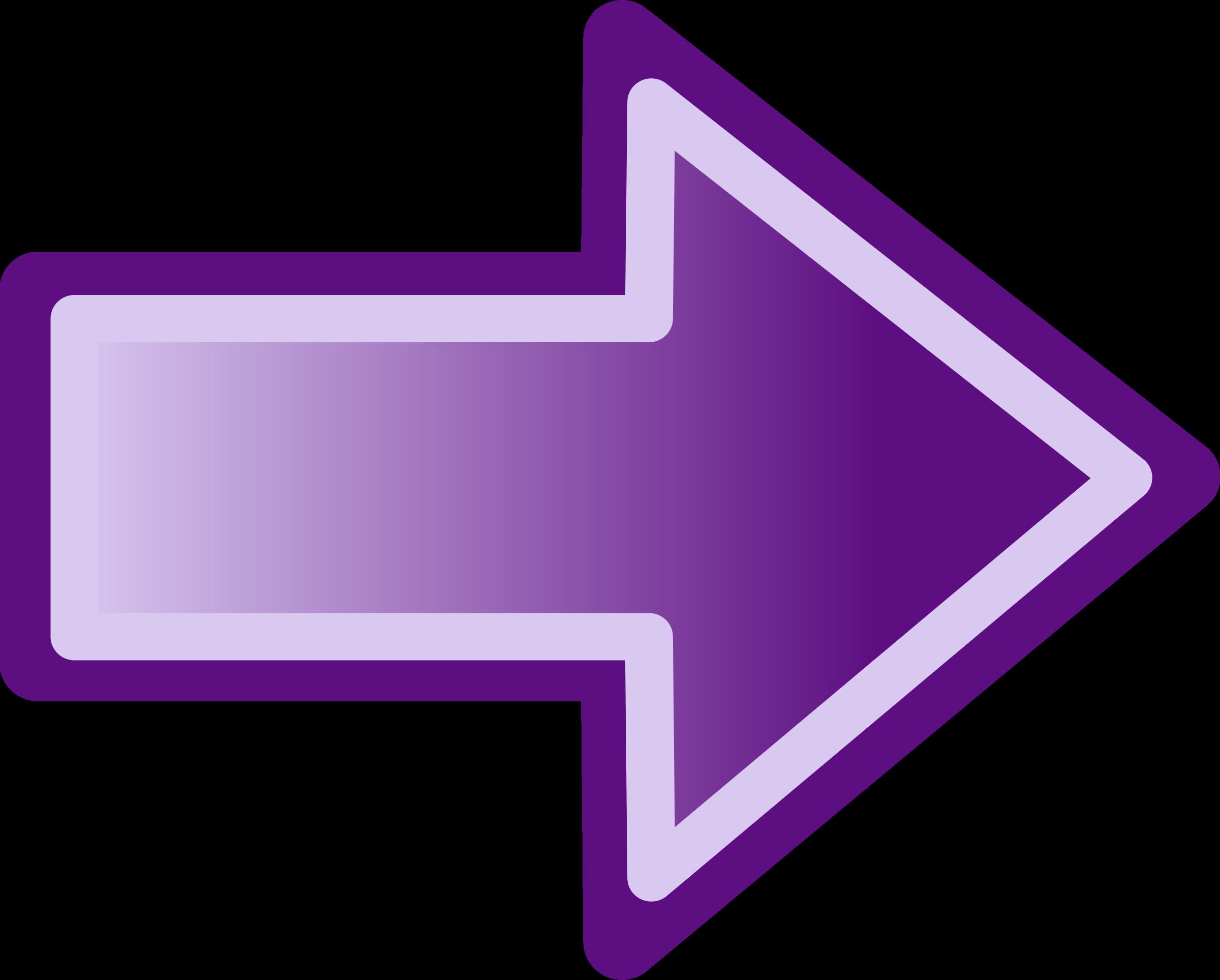 Purple shape big image. Location clipart arrow png