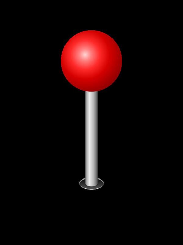 Pin clipart pin drop. Location clip art panda