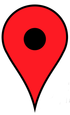 How to a on. Location clipart drop pin