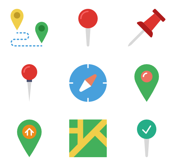 Location clipart illustration png.  icon packs vector