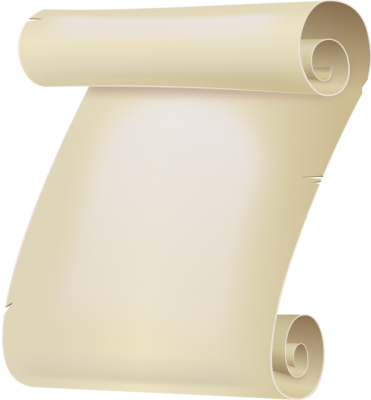 What is a delaware. Scroll clipart declaration rights
