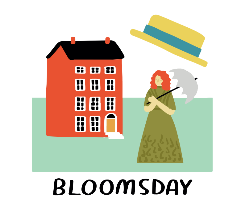 Location clipart street address.  programme bloomsday festival