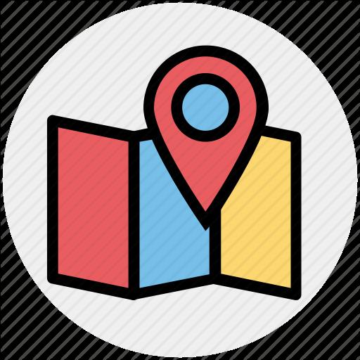 real estate vol. Location clipart street address