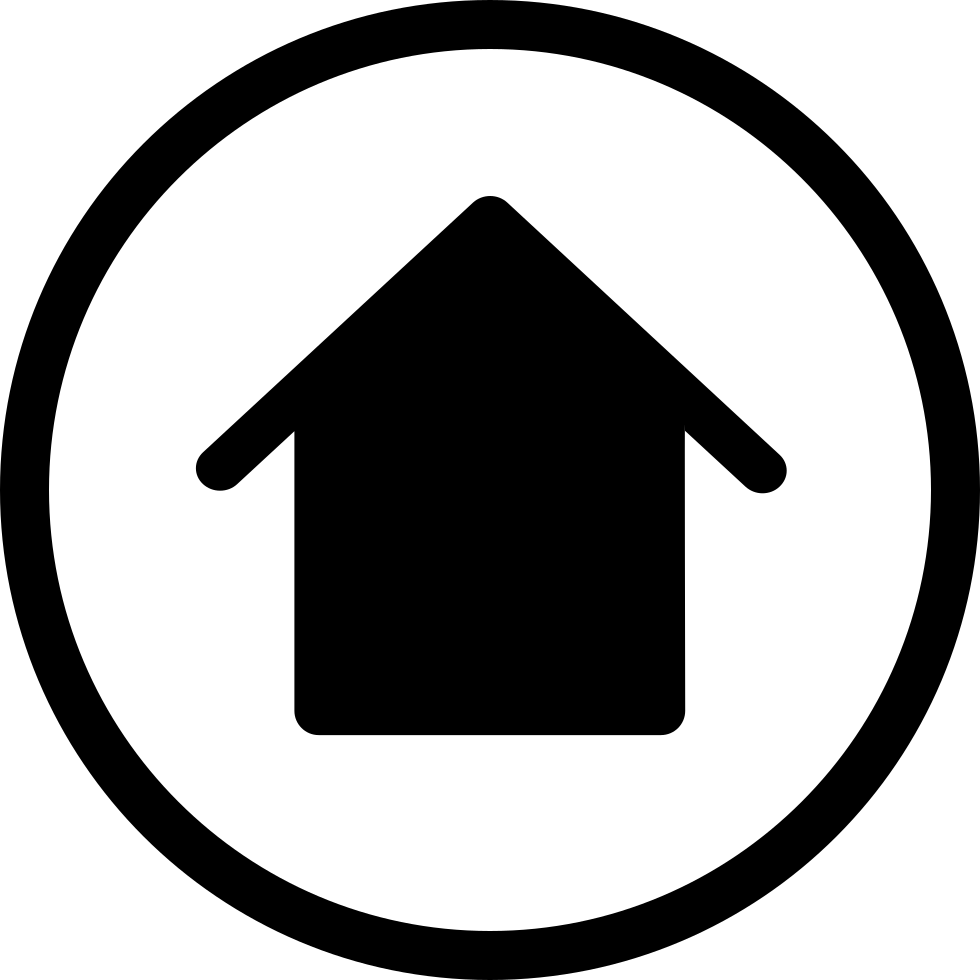 Free white download house. Home icon png