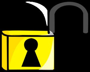 Lock clipart. Jail free clip art